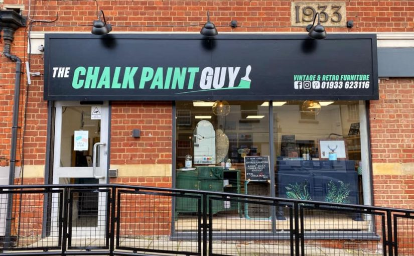 Chalk Paint Guy