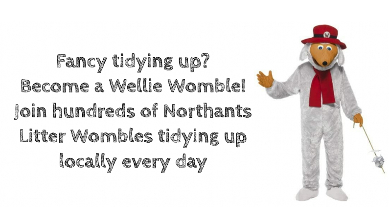 NEW – Wellie Wombles Map